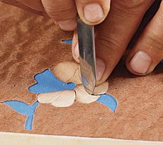 Preview - Marquetry, the Italian Way - Fine Woodworking Article