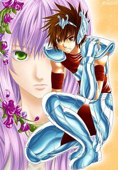 Tenma and Sasha