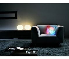 Moonlight Cushion Home Office Gadgets @ Ikea, Acid Trip, Office Gadgets, Ideas Para Organizar, Luz Led, Cushions, Pillows, Cool Stuff, Random Stuff