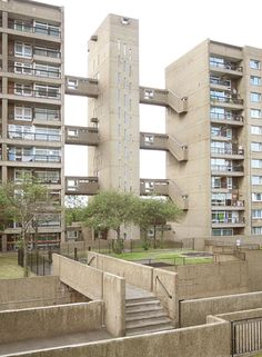 Balfron Tower London E14 | The Modern House