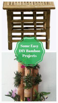 Amazing Bamboo Decoration Ideas #bamboo Bamboo Decoration, Bamboo Crafts, Ladder Decor, Diy And Crafts, Easy Diy, Elegant, Amazing, Projects, Ideas