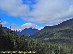 Mochila y GPS: Mount Rainier National Park (Viaje por el noroeste de los EEUU II)