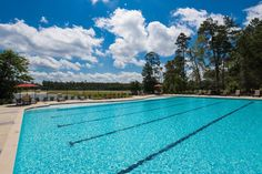 Woodtrace Recreation Center- Pool