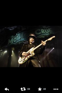 The Terribly underrated Mick Mars.