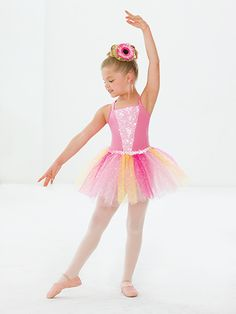 In Summer | Revolution Dancewear 2015 Costume Collection