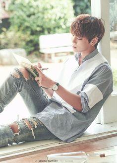 Gentle, lovely Jonghyun...