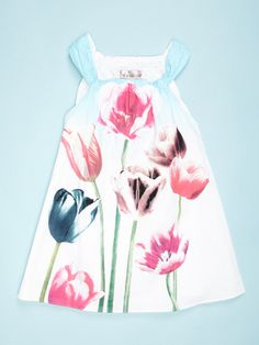 Halabaloo Tulip Dress - Dreaming of the warm, dry summer months to come!