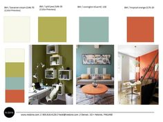The Top 10 Paint Colors For Mid Century Modern Style | Paint Colours,  Colours And The Ou0027jays