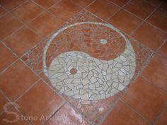 Stone Art Blog: Great DIY on stone/tile mosaic