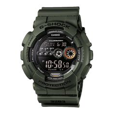 Casio GD-100MS-3ER G-Shock horloge