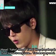 """Watch INFINITE Vines's Vine """"When sunggyu send letter to hoya """""""