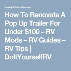 Mobile Scout trailers are highly regarded, and some vintage trailer collectors say they were the best made camper of their era. Popup Camper Remodel, Camper Renovation, Camper Remodeling, Rv Campers, Camper Trailers, Travel Trailers, Happy Campers, Finding Studs In Wall, Rv Clubs