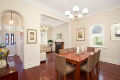 Traditional character and modern family appeal, 34 Gladstone Street Lilyfield, Pilcher Residential