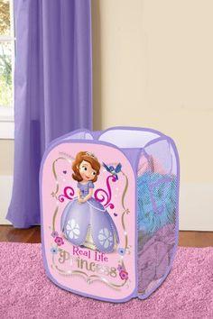 Disney Sofia the First Pop Up Hamper  http://www.furnituressale.com/disney-sofia-the-first-pop-up-hamper-3/