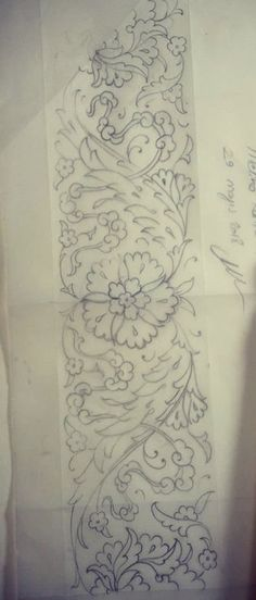 Floral Patterns, Islamic Art, Pattern Art, Oriental, Textiles, Embroidery, Rugs, Home Decor, Art Production