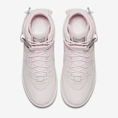 best loved 423e7 be93b Chaussure Nike Air Force 1 Pas Cher Homme High Sport Lux Rose Perle Rose  Perle
