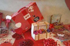 #manualidades , #chuches y #origami para el #candybar de la #boda de María y Je en #Ribadeo
