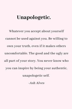 Self Inspirational Quotes, Self Love Quotes, Words Quotes, Quotes To Live By, Me Quotes, Motivational Quotes, Sayings, Powerful Quotes, The Words