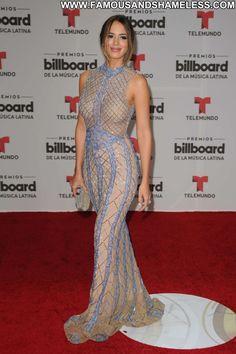 Shannon de Lima At Billboard Latin Music Awards Romantic Woman, Elegant Woman, Fashion Tv, Girl Fashion, Famous Celebrities, Celebs, Sexy Dresses, Formal Dresses, Transparent Dress