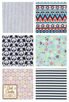 New Arrivals today features a famous designer overstock score, with amazing fabrics never to be for sale anywhere except Girl Charlee! Quantities are very limited and this is your only chance to pick up these gorgeous knit and specialty woven fabrics. Shop now!