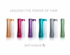 have you met satinique? its a comprehensive ranger haircare exclusively from AMWAY. www.amway.com/magdalenamartinezstore