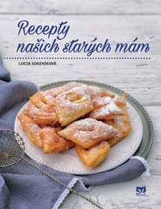 MÄKKUČKÉ FÁNKY Z OBÁLKY KNIHY - Moje Jedlo Croissants, Sweet Recipes, French Toast, Good Food, Food And Drink, Snacks, Breakfast, Cake, Hampers
