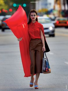 The Street Issue Hans Feurer for Antidote Magazine Spring Summer 2013