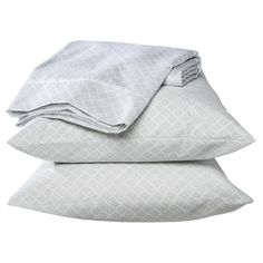 Threshold™ Performance Sheet Set - Pattern Update: I have 2 sets of these now, and absolutely LOVE them. The fitted sheets are really deep and always stay put.