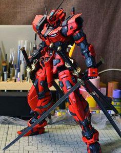 Gundam Wing, Gundam Art, Gundam Tutorial, Astray Red Frame, Battle Robots, Mecha Suit, Gundam Astray, Gundam Wallpapers, Gundam Mobile Suit
