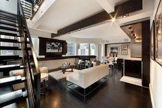 gratuitouslofts:    Turtle Bay Penthouse Loft