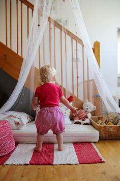 Floor Bed Inspiration