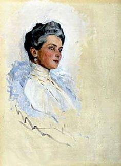 Portrait of Princess Zinaida Yusupova by Serov, Valentin Alexandrovich 1903 Ilya Repin, Russian Painting, Russian Art, Russian Icons, Storyboard Artist, Human Art, State Art, Art Images, Painting & Drawing