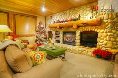 Abode at Black Bear #abodeparkcity #parkcityvacationrental #deervalleyvacation