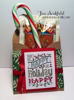 Stamped Silly: Creation Station: Gift Cards!