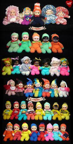 Lot of big El Greco Dolls My Childhood Memories, Childhood Toys, Sweet Memories, Nostalgia, Doll Display, Tiny Dolls, Vintage Barbie Dolls, Retro Toys, Classic Toys