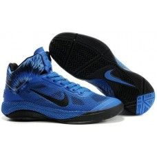 612bd897cfe Nike zoom hyperfuse xdr mens blue black shoes sale