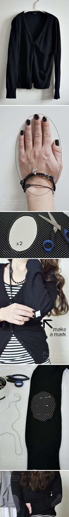 Elbow Patches, Handicraft, Cute, Diy, Craft, Bricolage, Arts And Crafts, Kawaii, Do It Yourself