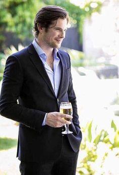 Outlander Quotes, Outlander Casting, Outlander Series, Lord John Grey Outlander, Beautiful Men, Beautiful People, Richard Rankin, John Gray, Australian Actors