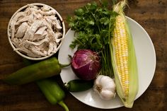 Green chile chicken salad   Homesick Texan