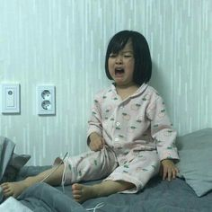 59 ideas for kwon yuli baby ulzzang sleep Cute Asian Babies, Korean Babies, Asian Kids, Cute Babies, Baby Kids, Cute Baby Meme, Baby Memes, Baby Girl Birthday, My Baby Girl