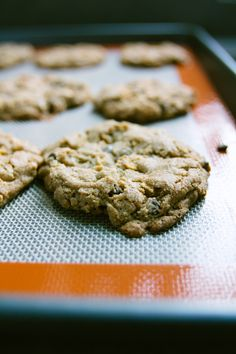 Gluten-free Cornflake Marshmallow Chocolate Chip Cookies - so good and yes, these are really gluten-free!
