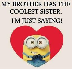 22 Ideas For Birthday Quotes Funny Humor Brother Laughing Brother Birthday Quotes, Birthday Wishes Quotes, Brother Quotes, Humor Birthday, Birthday Nails, Birthday Bash, Happy Birthday, Funny Bf, Funny Minion Memes