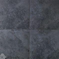 "Continental Slate 12"" x 12"" - Asian Black By SouthCypress.com"