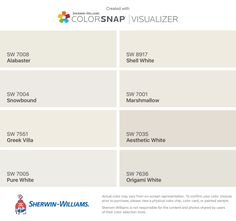 found these colors with ColorSnap® Visualizer for iPhone by Sherwin-Williams: Pineapple Cream (SW Venetian Yellow (SW Icy Lemonade (SW Daybreak (SW Lily (SW Fun Yellow (SW High Reflective White (SW Daffodil (SW Kitchen Paint Colors, Exterior Paint Colors, Exterior House Colors, Paint Colors For Home, Kitchen Yellow Colors, Yellow Kitchen Cabinets, Sherwin Williams Creamy, Sherwin Williams White, Sherwin Williams Greek Villa