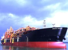 Novo FPSO da petrolífera italiana Eni vai iniciar operação no bloco 15/06  https://angorussia.com/economia/negocios/novo-fpso-da-petrolifera-italiana-eni-vai-iniciar-operacao-no-bloco-1506/