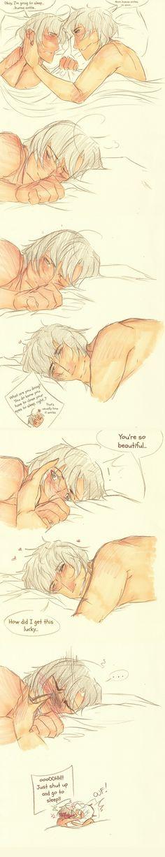You're So Beautiful... by edwardsuoh13.deviantart.com on @DeviantArt<----Si Romano es muy hermoso. .siempre