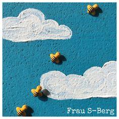 Frau S-Berg: Pinnwand-DIY