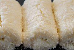 Paşa lokumu tarifi Homemade Beauty Products, Easy Cake Recipes, Iftar, Just Desserts, Granola, Vanilla Cake, Deserts, Good Food, Sweets