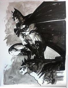 Gabriel Hardman ( Batman ) *