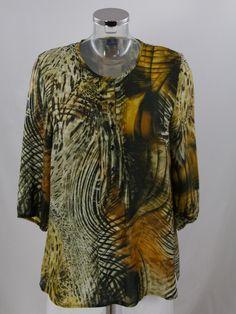 Tunika Lebek 1515-7367-33 Shirts, Blouse, Tops, Shopping, Women, Fashion, Tunics, Moda, Women's